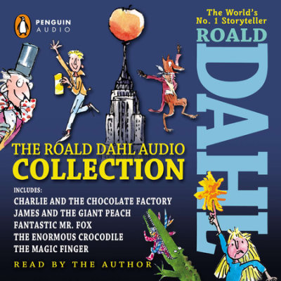 The Roald Dahl Audio Collection cover