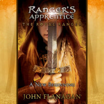 The Royal Ranger: A New Beginning Cover