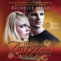 The Fiery Heart Cover