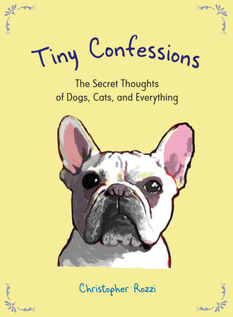 Tiny Confessions by Christopher Rozzi
