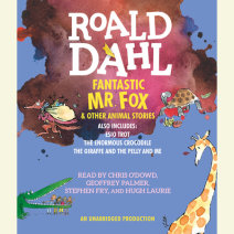 Fantastic Mr. Fox and Other Animal Stories Cover