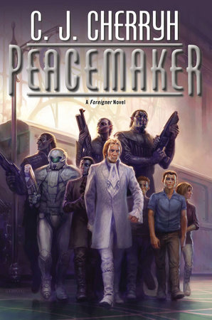 Peacemaker by C. J. Cherryh