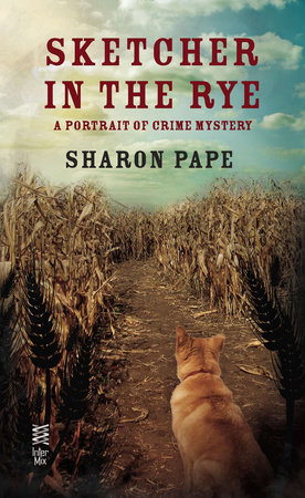 Sketcher in the Rye by Sharon Pape