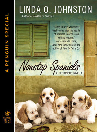 Nonstop Spaniels (Novella) by Linda O. Johnston