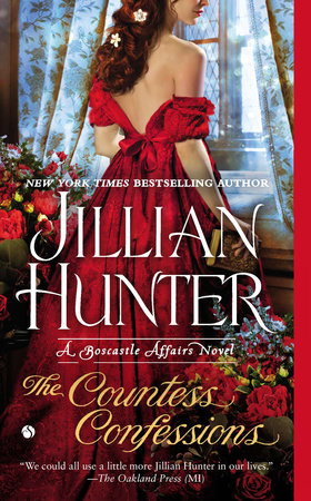 The Countess Confessions by Jillian Hunter