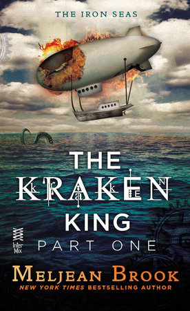 The Kraken King Part I by Meljean Brook