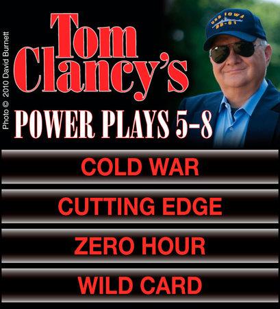 Tom Clancy's Power Plays 5 - 8 by Tom Clancy