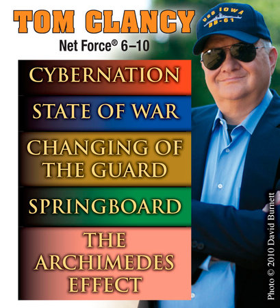 Tom Clancy's Net Force 6 - 10 by Tom Clancy
