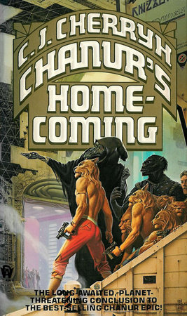Chanur's Homecoming by C. J. Cherryh