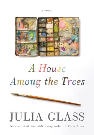 A House Among the Trees Book Cover Picture