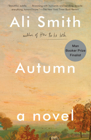 Autumn Book Cover Picture
