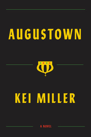 Augustown Book Cover Picture