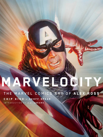 The cover of the book Marvelocity
