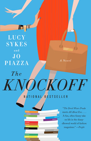 The Knockoff by Lucy Sykes | Jo Piazza