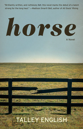 Horse by Talley English