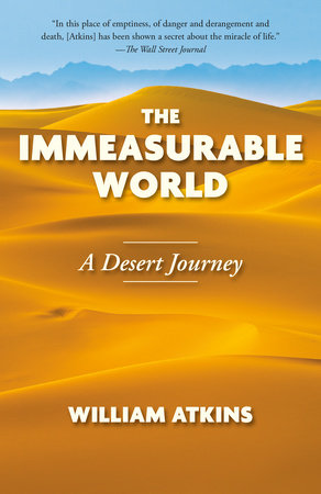 The Immeasurable World