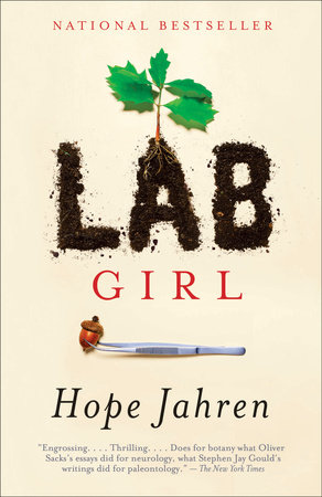Lab Girl Book Cover Picture