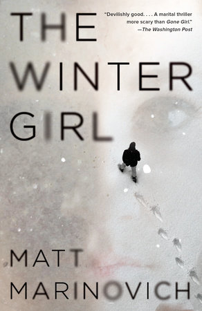 The Winter Girl Book Cover Picture