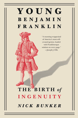 Young Benjamin Franklin by Nick Bunker