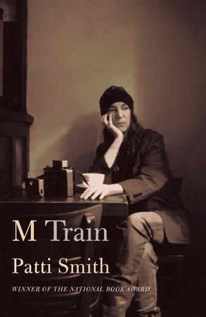 M Train Book Cover Picture