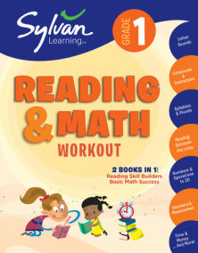 1st Grade Reading & Math Workout
