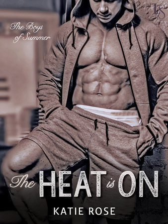 The Heat Is On Book Cover Picture