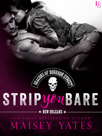 Strip You Bare Book Cover Picture