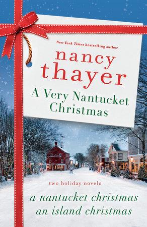 A Very Nantucket Christmas by Nancy Thayer