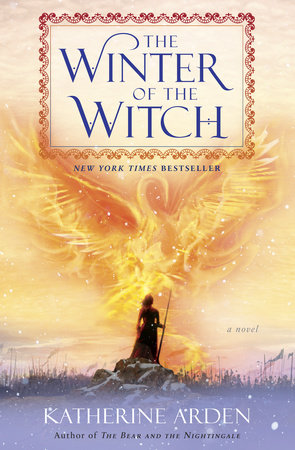 The cover of the book The Winter of the Witch