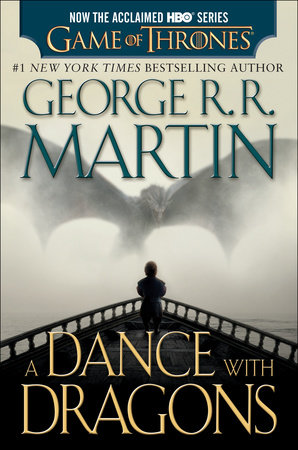 A Dance with Dragons Book Cover Picture