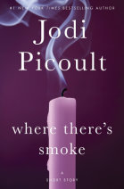 Where There's Smoke (Short Story) and Larger Than Life (Novella) Cover