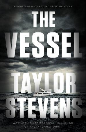 The Vessel cover