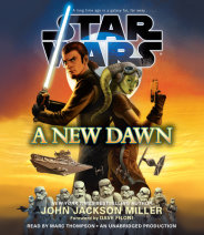 A New Dawn: Star Wars Cover
