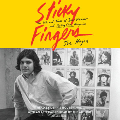 Sticky Fingers cover