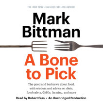 A Bone to Pick Cover