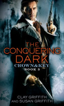 The Conquering Dark: Crown & Key Cover