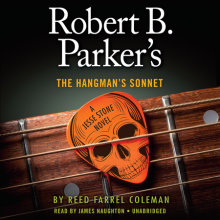 Robert B. Parker's The Hangman's Sonnet Cover