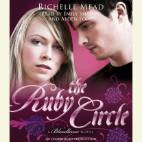 The Ruby Circle Cover