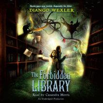 The Forbidden Library Cover