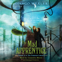 The Mad Apprentice Cover