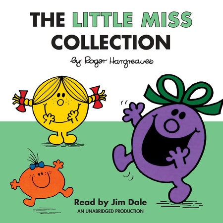 The Little Miss Collection by Roger Hargreaves
