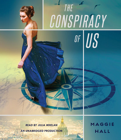The Conspiracy of Us by Maggie Hall