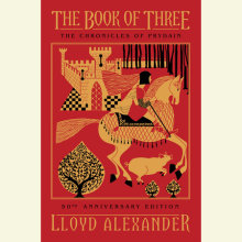 The Chronicles of Prydain, Books 1 & 2 Cover