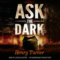 Ask the Dark Cover