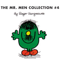 The Mr. Men Collection #4 Cover