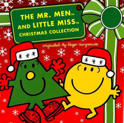 The Mr. Men and Little Miss Christmas Collection cover