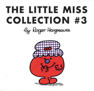 The Little Miss Collection #3 cover