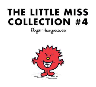 The Little Miss Collection #4 cover