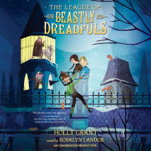 The League of Beastly Dreadfuls Book 1 Cover
