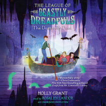 The League of Beastly Dreadfuls Book 2: The Dastardly Deed Cover